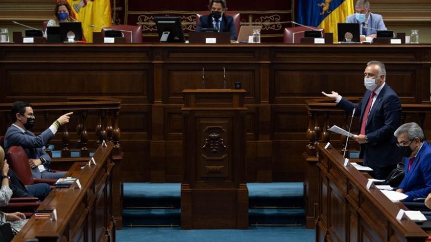 Rechazo unánime de los grupos del Parlamento a la modificación del REF del Estado