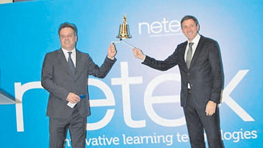 Netex aumenta un 60% su volumen de negocio con la compra de la inglesa Virtual College