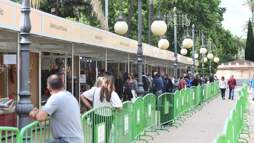El Paseo de la Victoria retoma el Mercado de Primavera, suspendido el año pasado