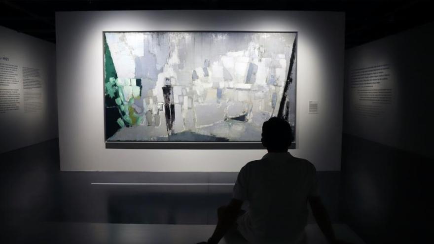 El Centre Pompidou Málaga presenta la obra de Nicolas de Staël