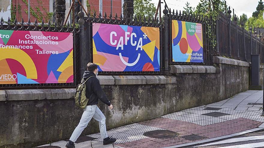 Cafca estrena el verano abriendo las puertas de la Fábrica de Armas