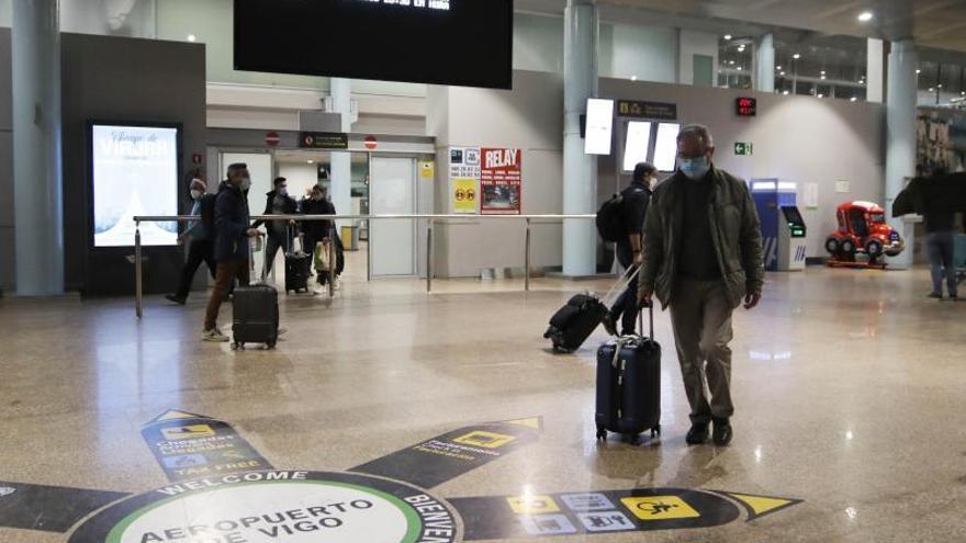 Calma en los hospitales gallegos mientras los contagios por COVID-19 marcan su sexta jornada al alza