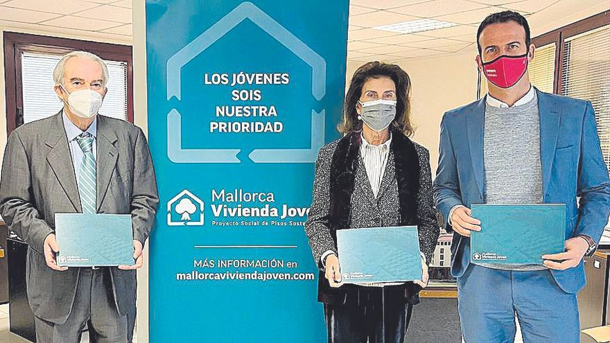 Las patronales respaldan un proyecto de 1.300 nuevos pisos para jóvenes