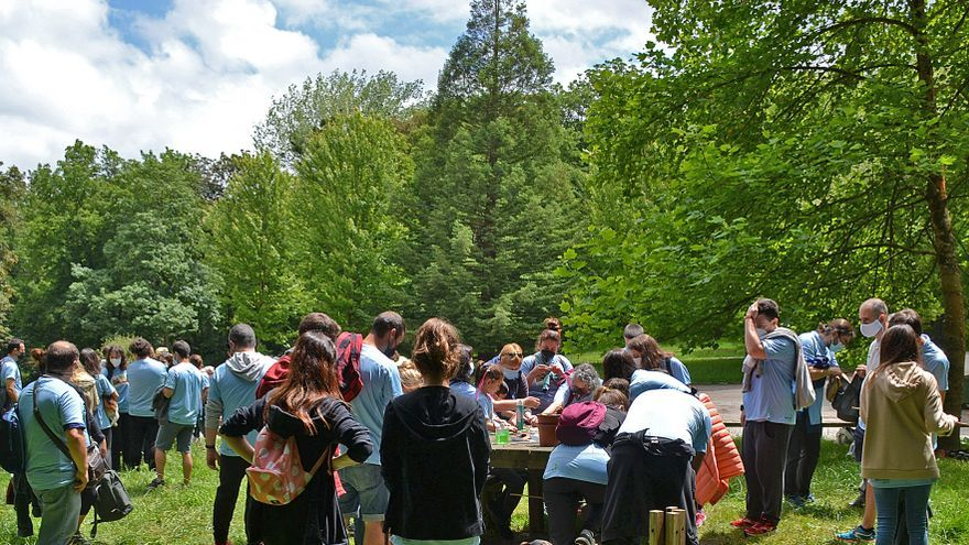 Siero da luz verde al plan de los minibosques para Lugones y plantará ya 618 árboles