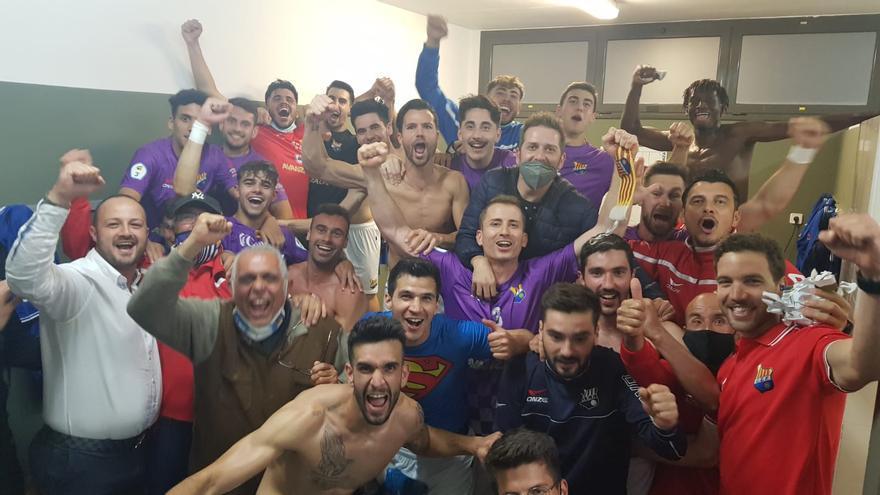 El Figueres guanya a Igualada (0-1) i té la salvació més a prop