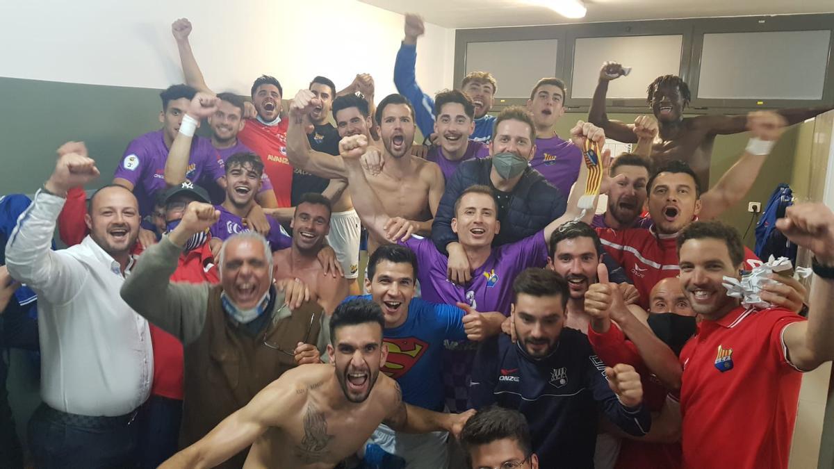 La Unió Esportiva Figueres guanya al camp del CF Igualada (0-1)