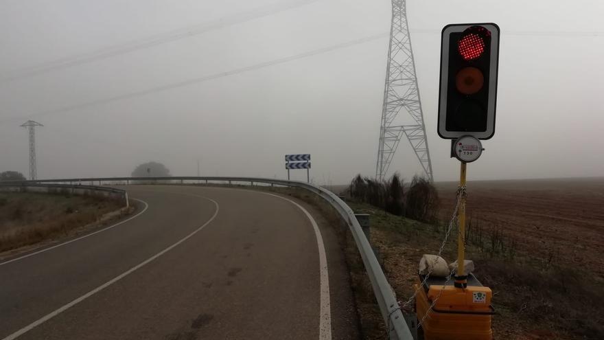 La Diputación repondrá los semáforos del puente de La Hiniesta
