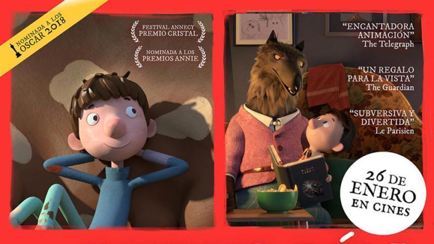 Cine infantil – 'La rebelión de los cuentos'
