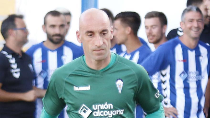 José Juan acumula 405 minutos sin encajar un gol con el Alcoyano