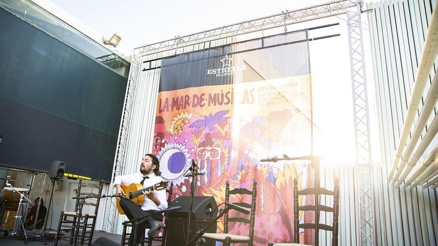 Antonio Rey en La Mar de Músicas 2021