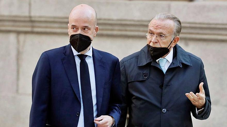 Brufau i Fainé van decidir investigar Sacyr però no contractar Villarejo