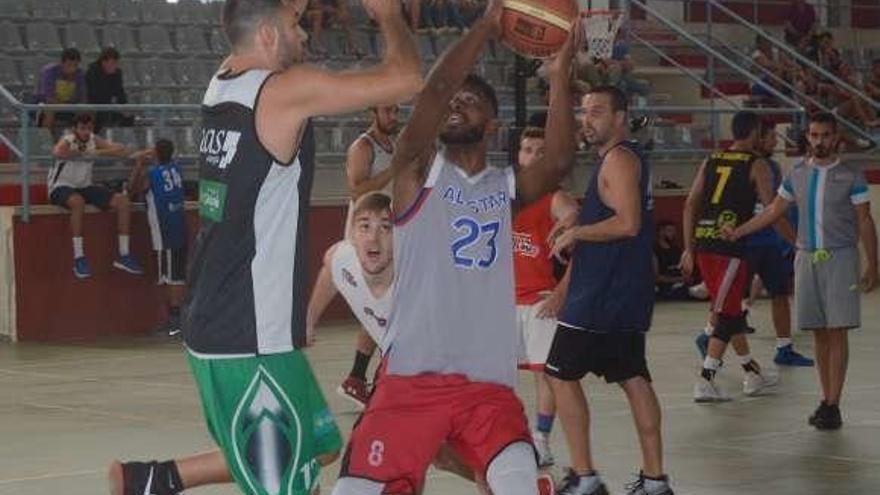 El mejor baloncesto recala en el 3on3 Carneiro ao Espeto de Moraña