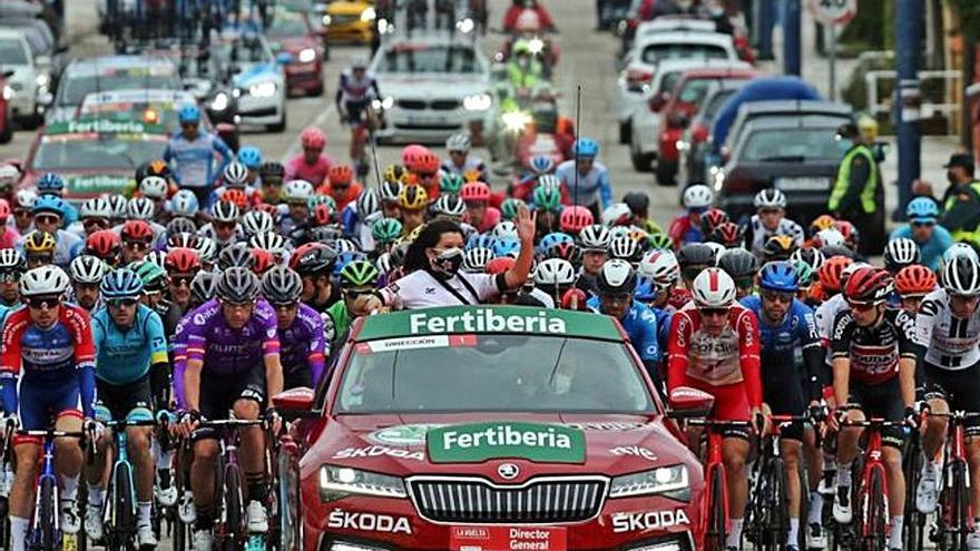 El campeón de La Vuelta a España 2021 se decidirá en Mos, que será final de etapa