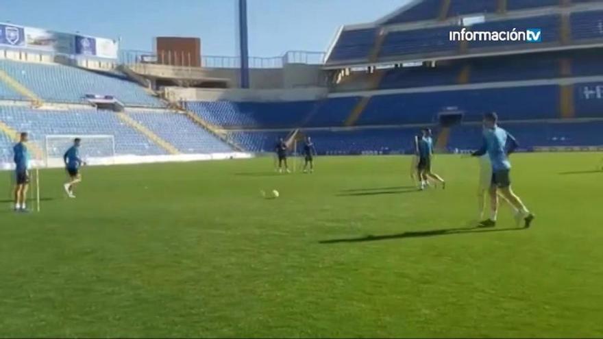 Así llega el Hércules ante el encuentro contra el Ebro