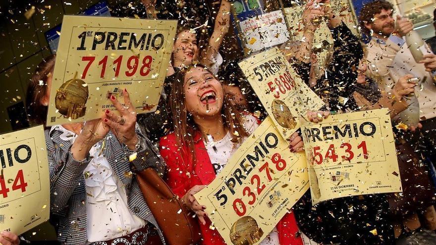 ¿Cuánto se queda Hacienda de los premios de la Lotería de Navidad 2020?