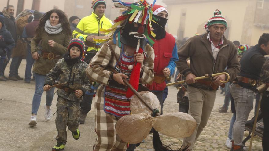Las mascaradas de Zamora, camino de convertirse en Bien de Interés Cultural Inmaterial