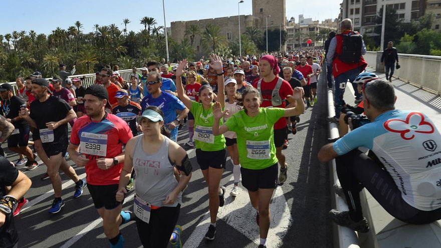 Media Maratón Internacional Ciudad de Elche 2020: fecha, inscripciones y recorrido