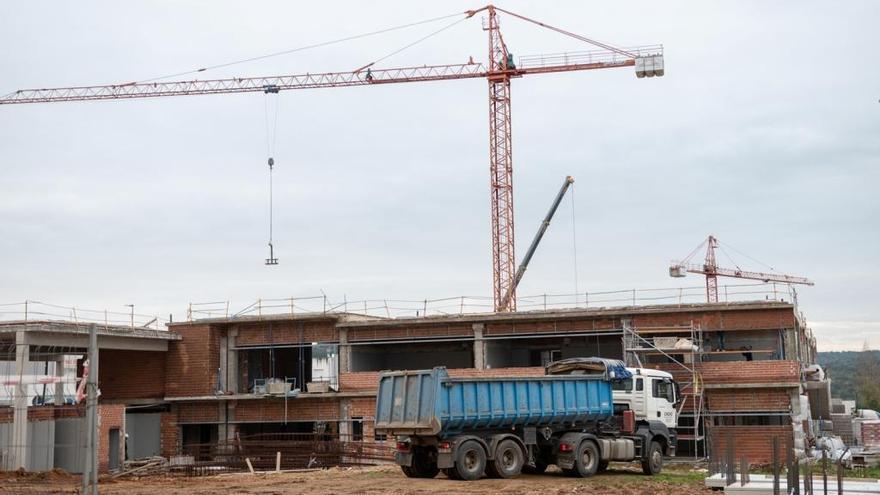 El nuevo colegio de Cerro Gordo ofertará 700 plazas desde 2 años a sexto de Primaria