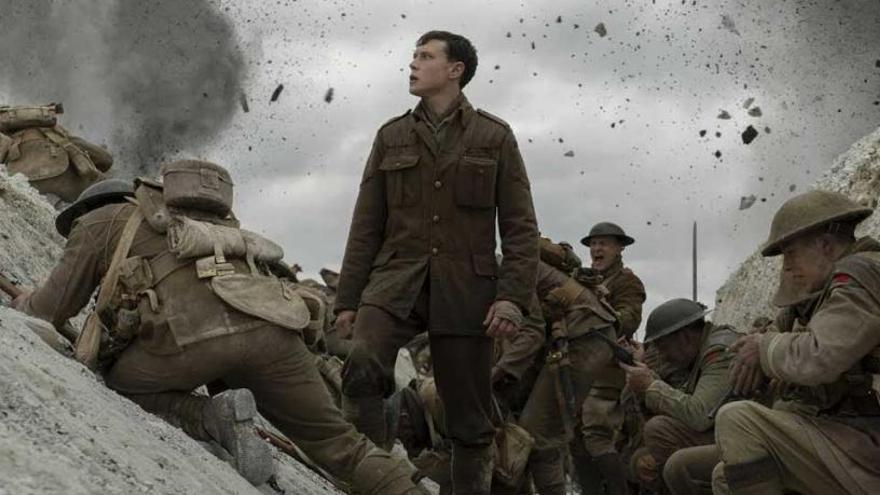 '1917', un espectáculo estremecedor