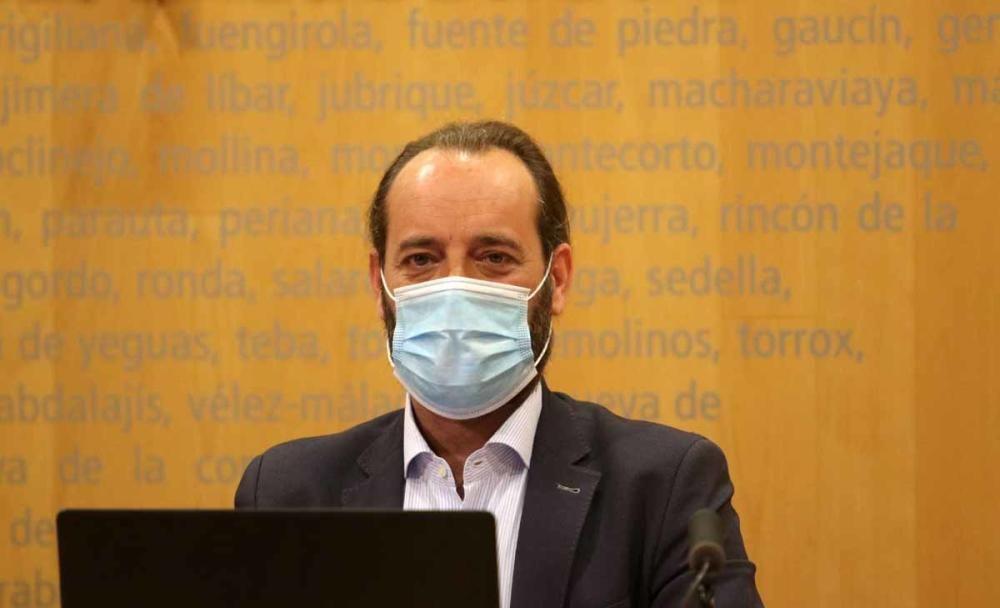 Miércoles, 24 de junio | Pleno de la Diputación de Málaga