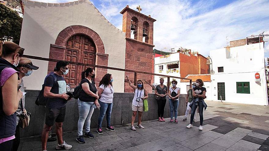 Al encuentro de San Andrés