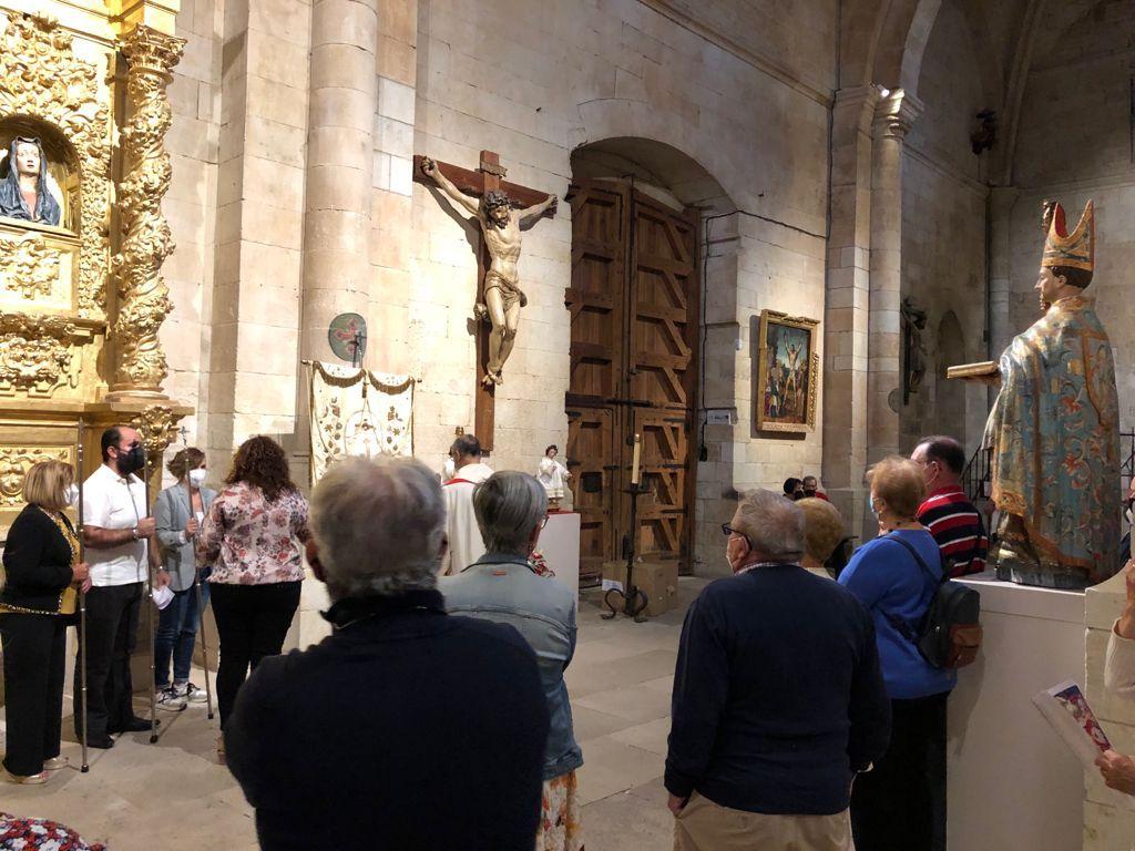 Fiesta de la Exaltación de la Cruz de la Real Cofradía del Cristo del Amparo de Toro.