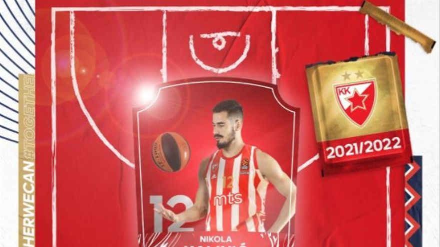 Nikola Kalinic deja el Valencia Basket y ya tiene nuevo equipo