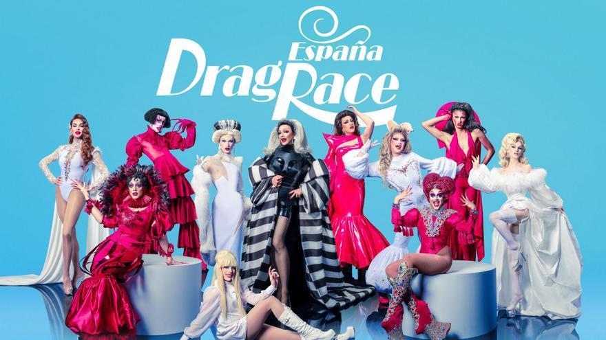 Atresplayer Premium anuncia la fecha de estreno de la versión española de 'Drag Race'