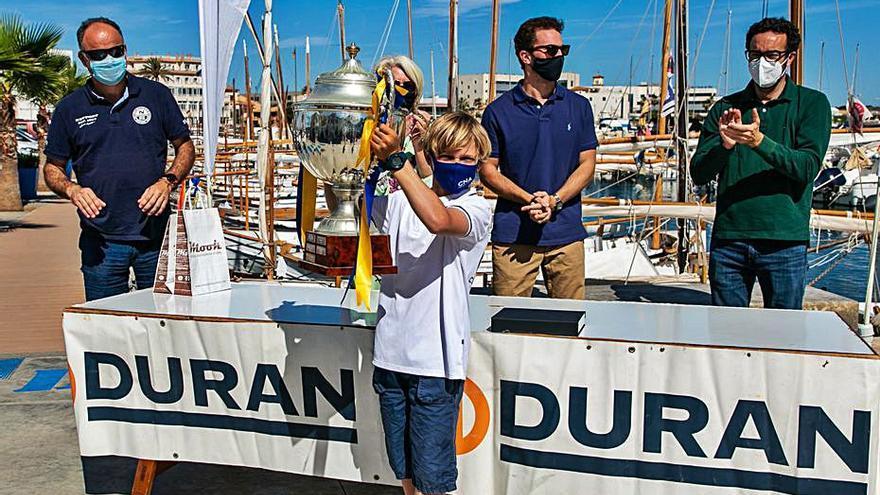 Sean Sadler se lleva el triunfo absoluto en el Trofeo Duran de Cala Gamba