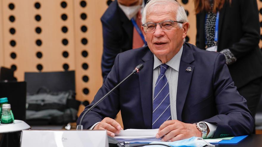 """Josep Borrell: """"Los talibanes están en el poder y esto es así nos guste o no"""""""