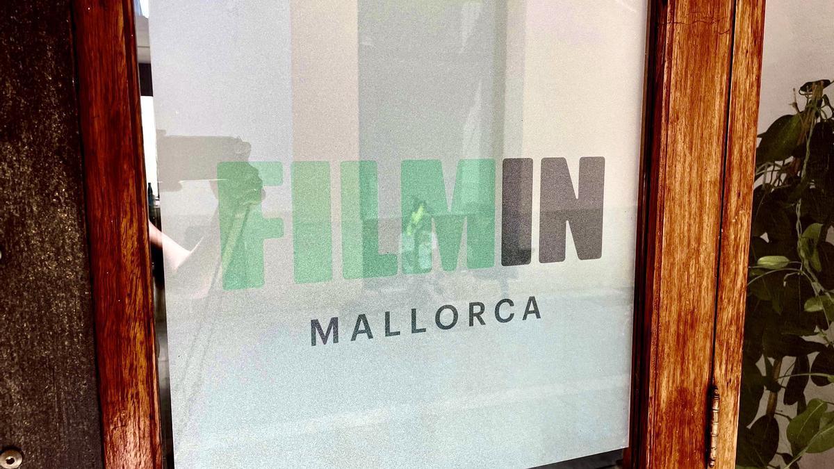 El nuevo cartel de Filmin en Palma.