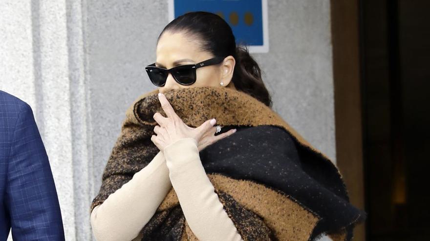 """Isabel Pantoja explota contra su hija: """"Tú y tu hermano sois iguales, fuera de aquí"""""""