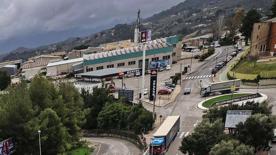 El Gobierno asume la construcción de la rotonda del acceso norte a Alcoy
