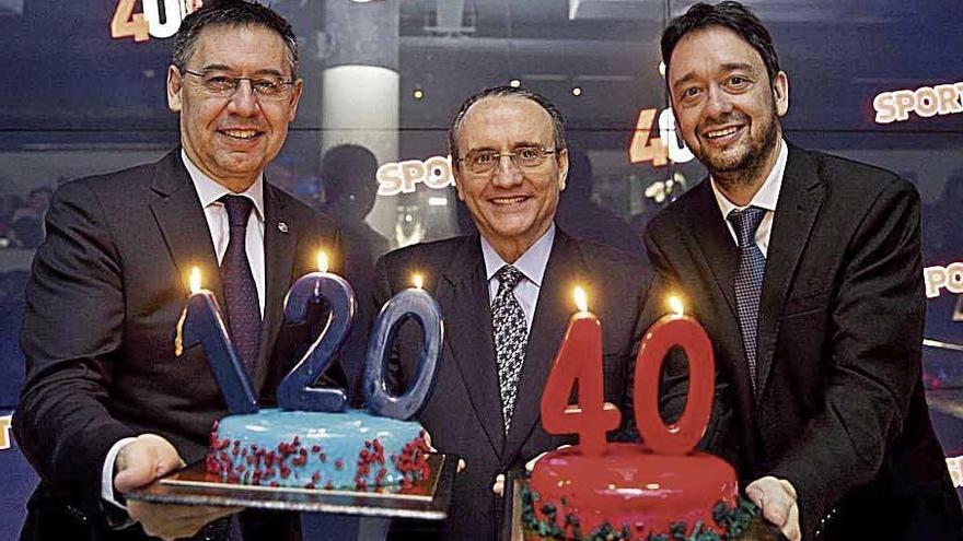 El diario Sport celebra su 40 aniversario