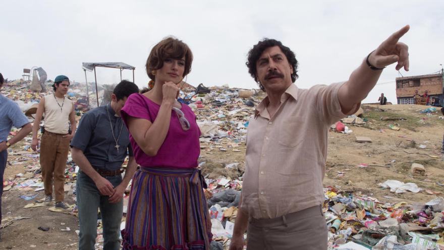 El film «Loving Pablo», amb Penélope Cruz i Javier Bardem, arriba a la gran pantalla