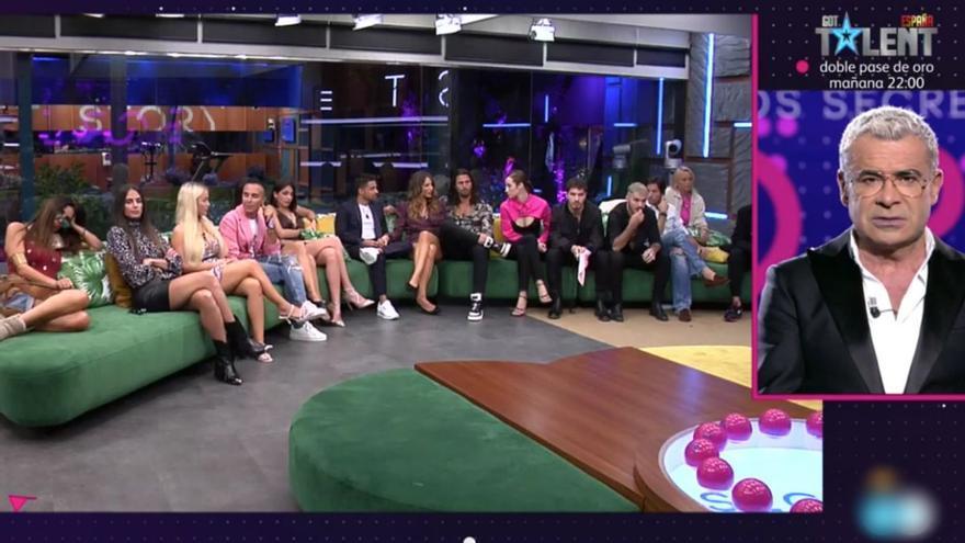 """La bronca en directo de Jorge Javier a los concursantes de 'Secret Story': """"Habéis protagonizado hechos lamentables"""""""