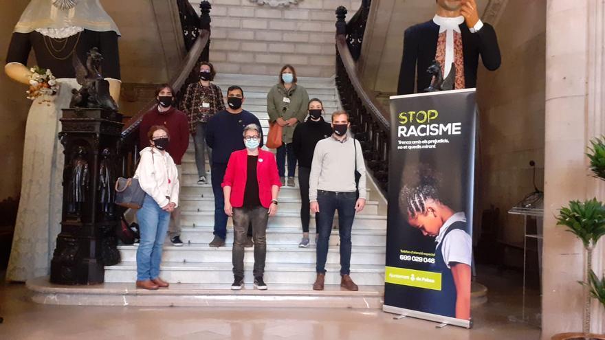 Cort lanza una campaña contra el racismo