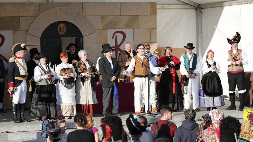 Reconquista de Vigo 2019 | ¡Los franceses ya están aquí!