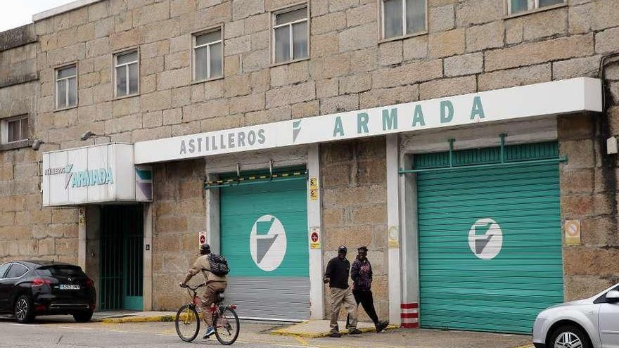 Dos velocidades en el naval: el freno a las reparaciones afecta a dos astilleros de Vigo