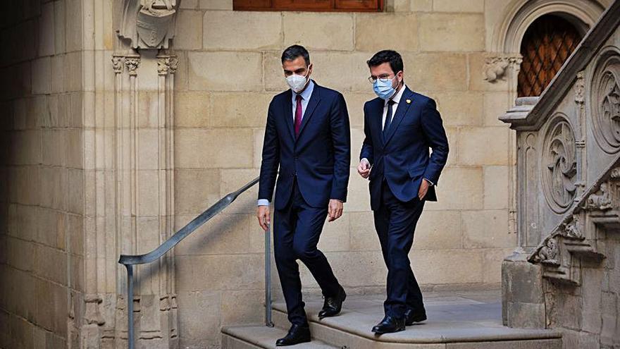 ERC amenaça el PSOE amb una esmena a la totalitat dels pressupostos