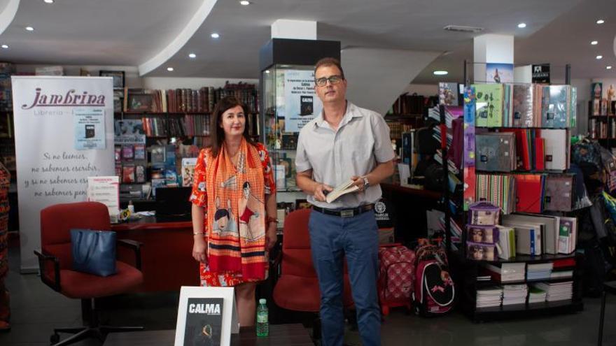 """""""Calma"""" llega a las librerías de Zamora"""