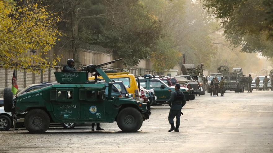 Un ataque a la Universidad de Kabul deja 22 muertos