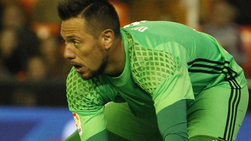Colocan a Diego Alves en la órbita del Deportivo