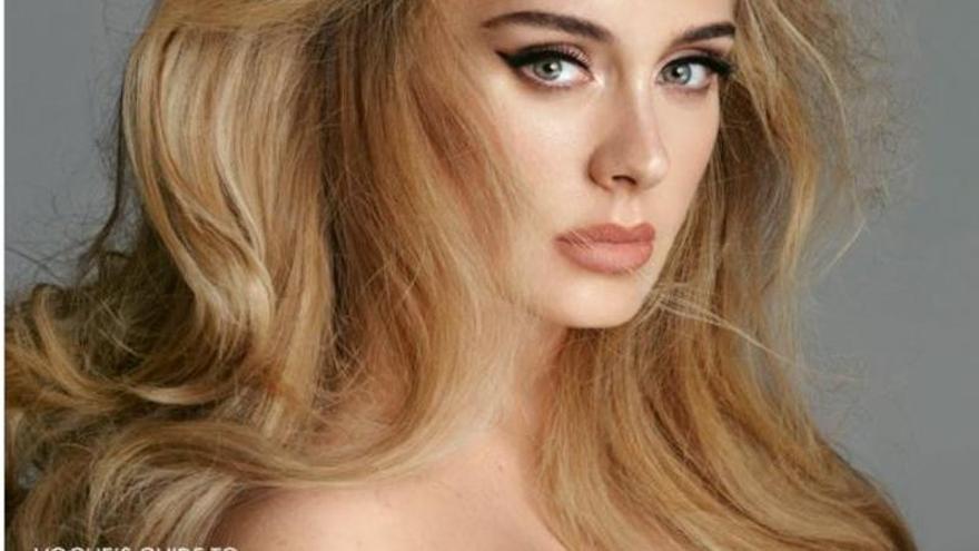 """""""¡Chúpame la polla!"""": la inesperada reacción de Adele ante los que creen que adelgazó para tener un """"cuerpo de venganza"""" tras su divorcio"""