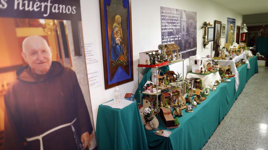 Exposición de belenes de Fray Conrado