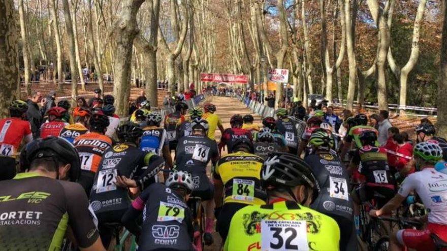 El ciclocros torna a Santa Coloma