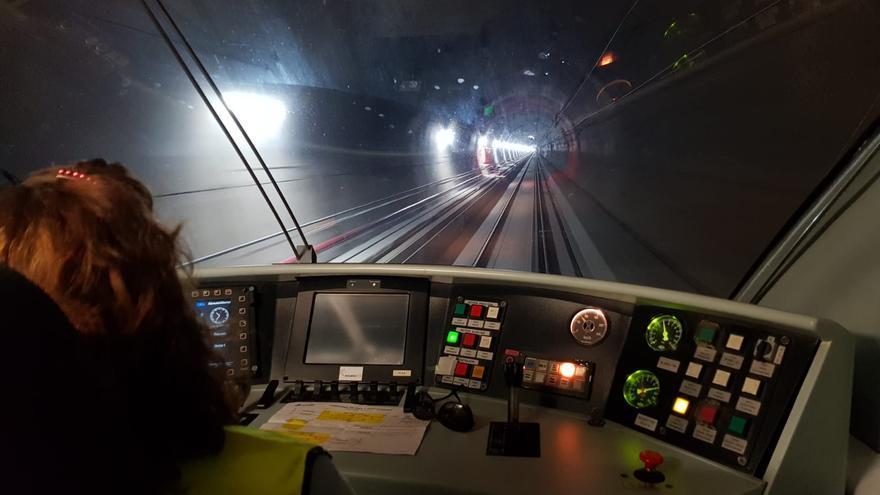 El AVE podrá alcanzar 250 km/h en la Variante, pero la velocidad máxima se decidirá en las pruebas