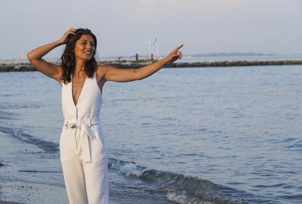 August 27, 2019 - Venice, Italy: Actress ...