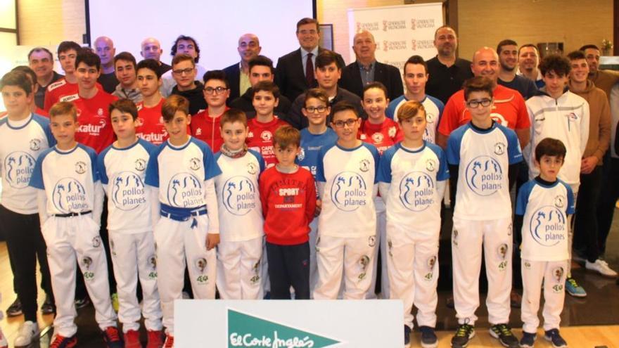 L'Autonòmic de galotxa comptarà amb la participació de 39 clubs