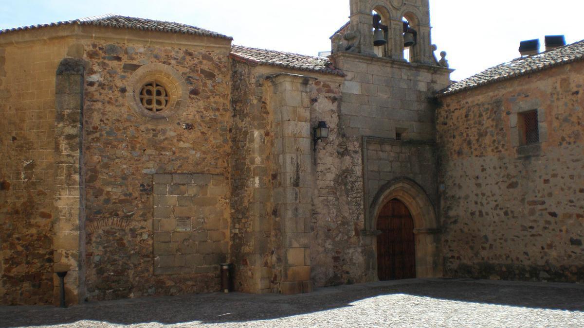 Convento de San Pablo.